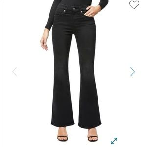 NWT, Good American Good Flare Jeans